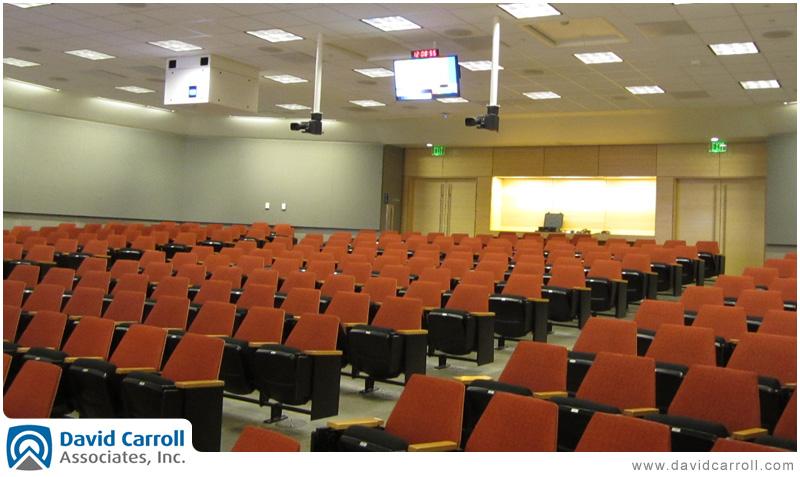 Stanford University – Huang Engineering Center - David Carroll